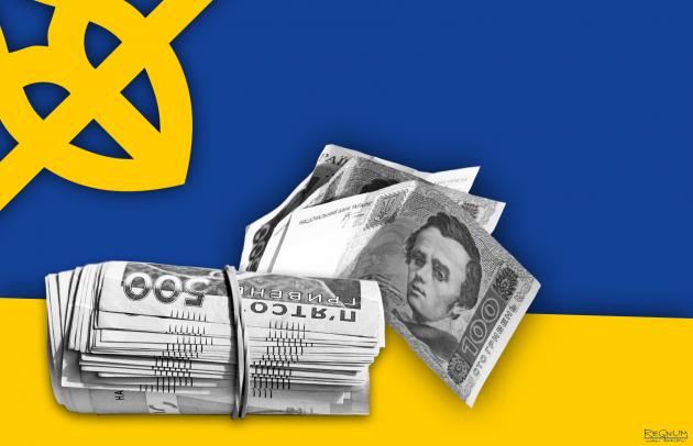 Госдолг Украины за месяц вырос на 0,3%