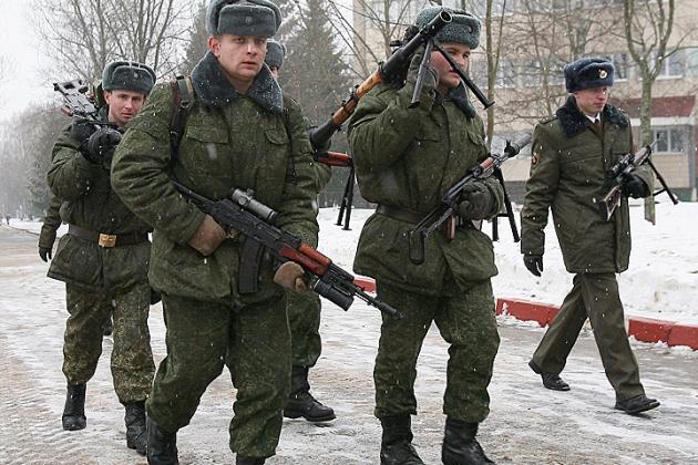 ВС Белоруссии