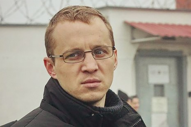 Лидер «Молодого фронта» Дмитрий Дашкевич
