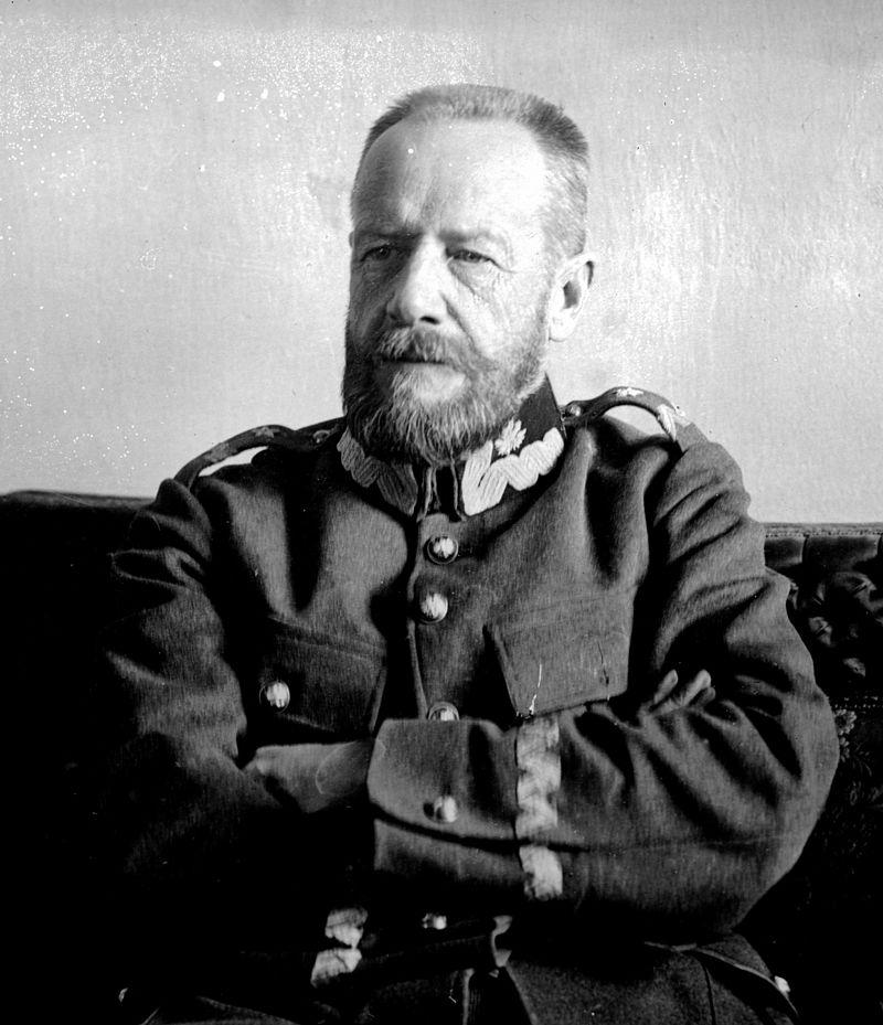 Генерал Люциан Желиговский