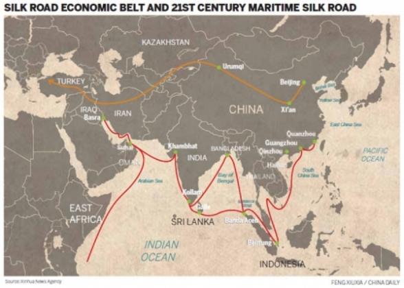 Чем грозит России желание Турции повернуть «Шелковый путь» в свою сторону?