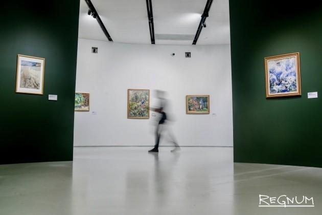 Экспозиция «Армянский импрессионизм. От Москвы до Парижа» в Музее русского импрессионизма