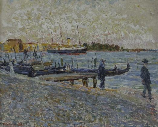 Венеция. Егише Тадевосян. 1909