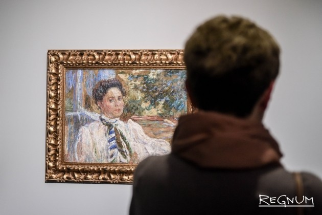Женский портрет. Егише Тадевосян
