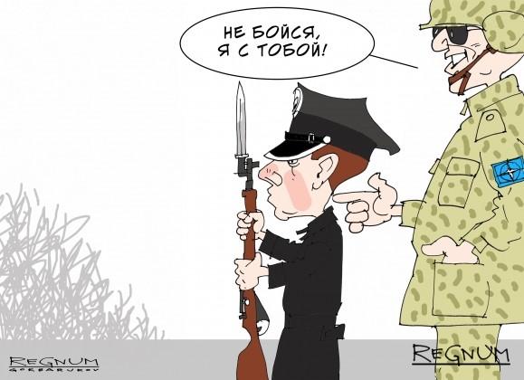 Минск: Макей провалил операцию «Трест»