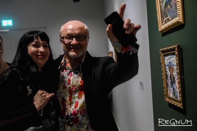 Открытие экспозиции «Армянский импрессионизм. От Москвы до Парижа» в Музее русского импрессионизма
