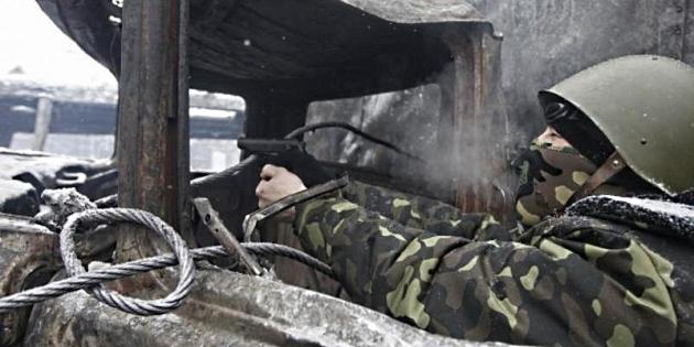 Боевик киевского майдана