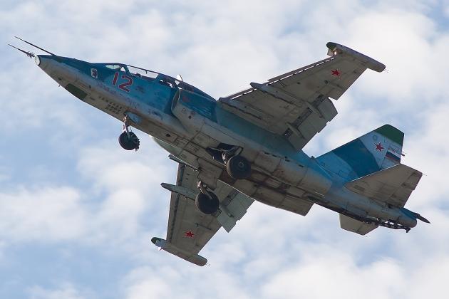 Российская штурмовая авиация перебазирована из Киргизии в Таджикистан