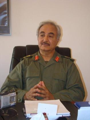 «США тревожат русские в Ливии»