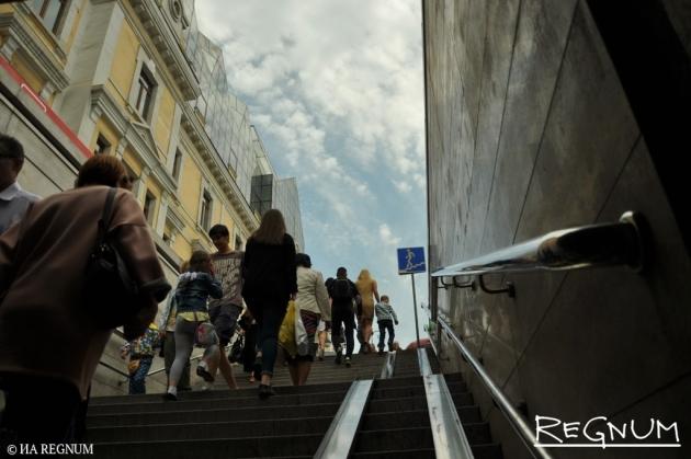 Ростов-на-Дону: один из подземных переходов опасен для пешеходов