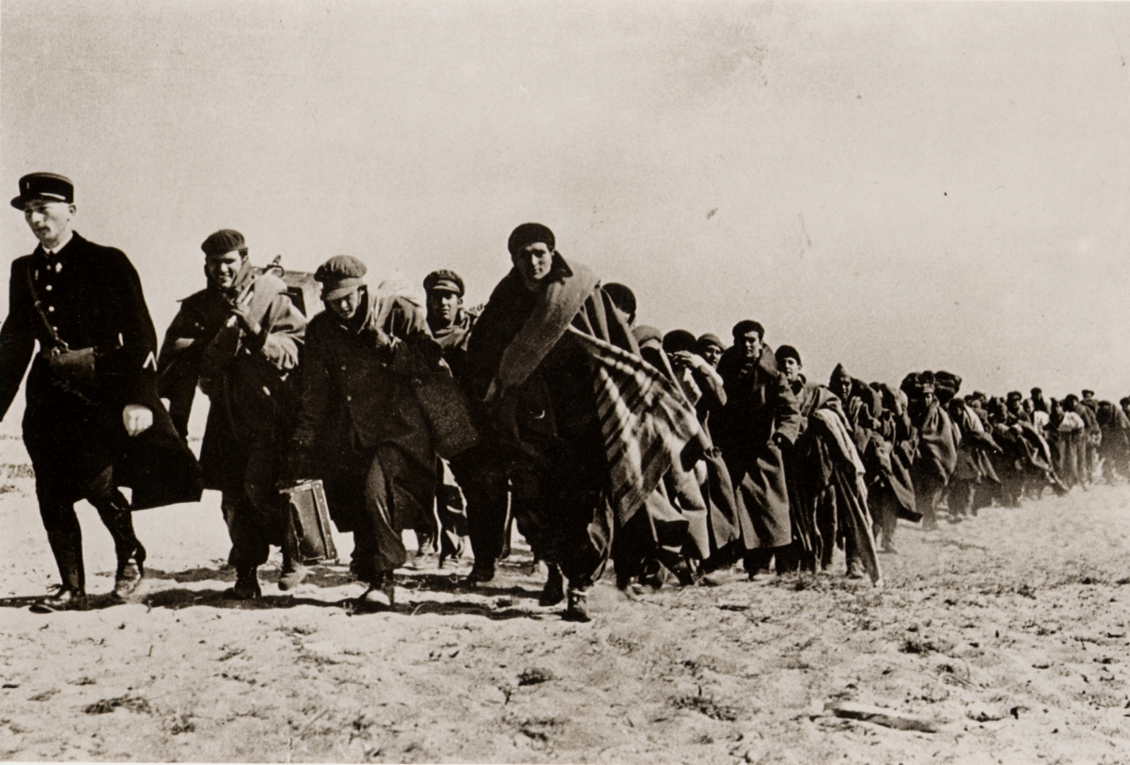 The spread of true and false news online Science Robert capa fake photo