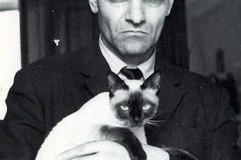 Юрий Валентинович Кнорозов. 1971 год