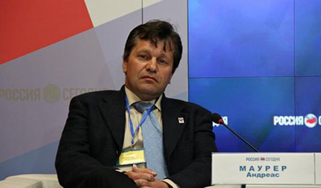 Немецкий политик в Крыму: «Если я на Украине, пусть Аваков меня арестует»