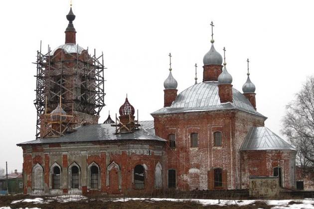 Ничего святого: владимирский почтальон украл пожертвования на ремонт храма