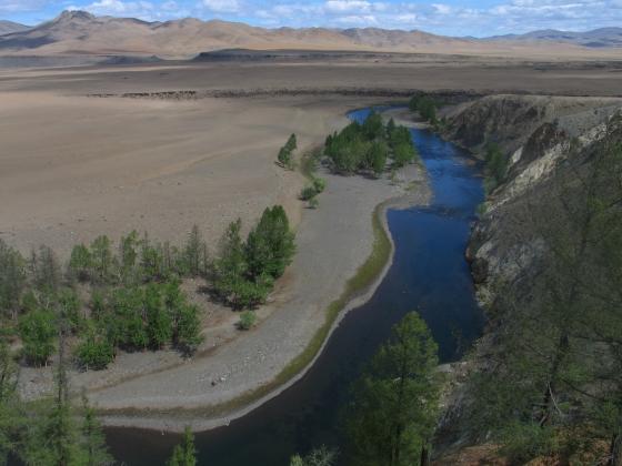 Река Орхон