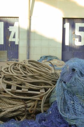 Рыболовецкие сети