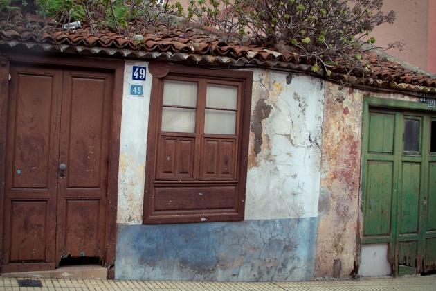 Дом 49 в городке Бланес