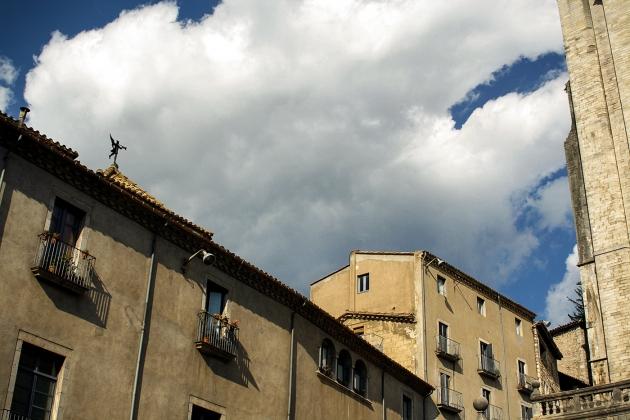 Небо над Жироной