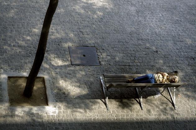 Дневной сон в Барселоне