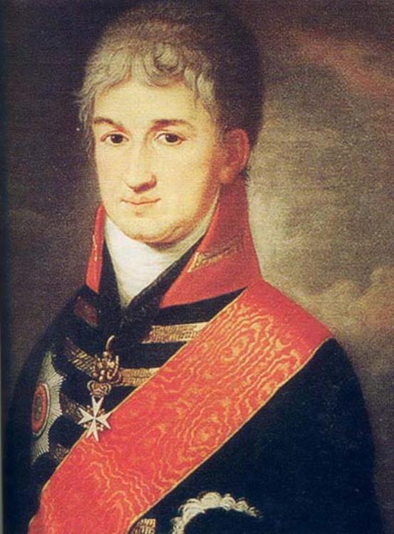 Николай Петрович Резанов. Около 1800