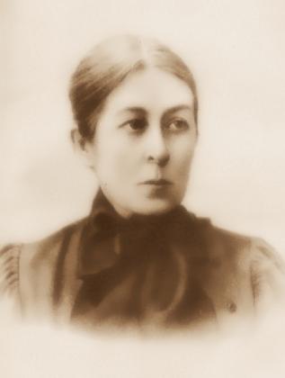 Вера Фигнер после Шлиссельбурга