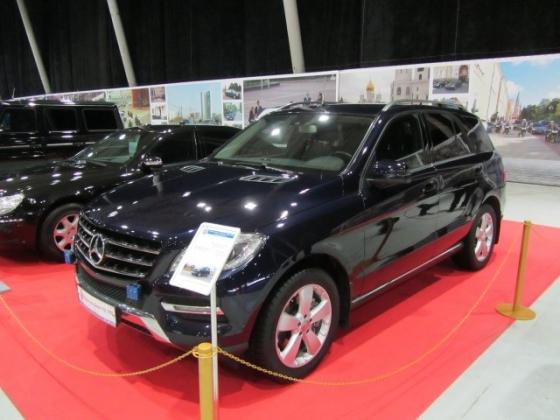 Mercedes-Benz Владимира Владимировича Путина