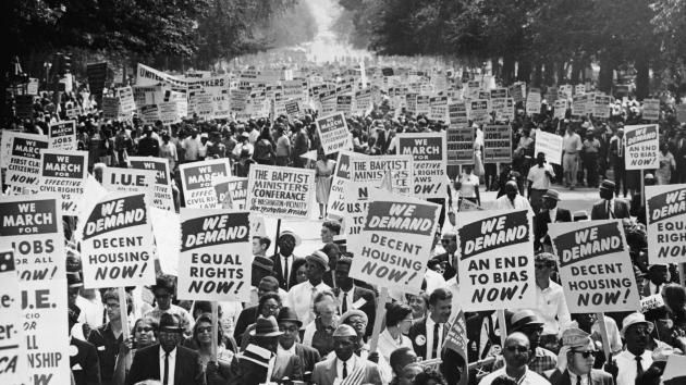 Марш на Вашингтон, июнь 1963