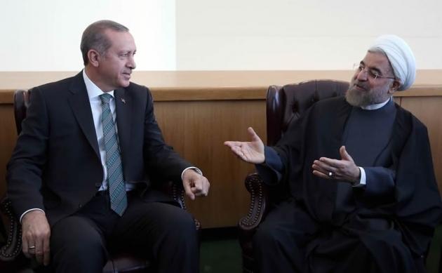 Станислав Тарасов: Опасный политический заплыв Эрдогана и Рухани