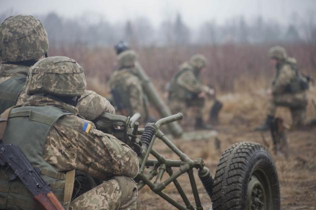 Военный Донбасс: Перемирие закончилось: погибли двое солдат ВСУ