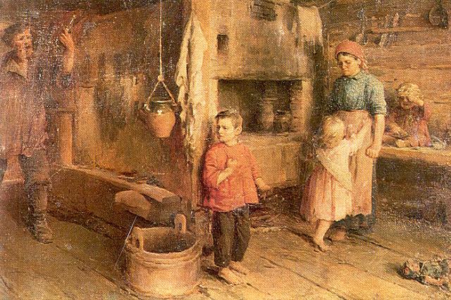 Иван Горохов. Запил