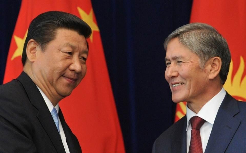 Кыргызстан на долговом крючке у Китая