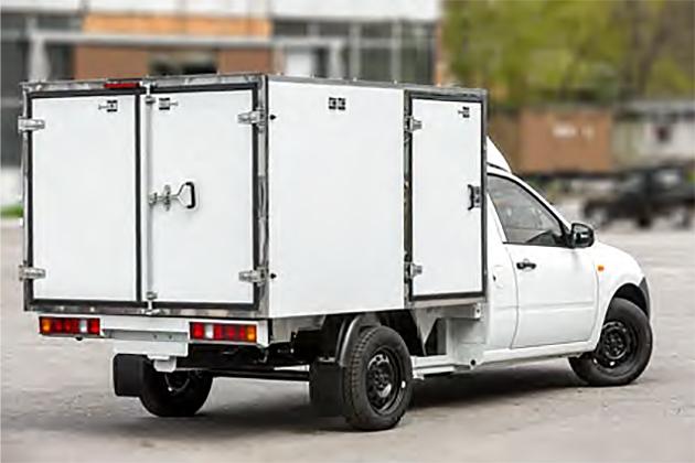 Фургон на базе LADA Granta