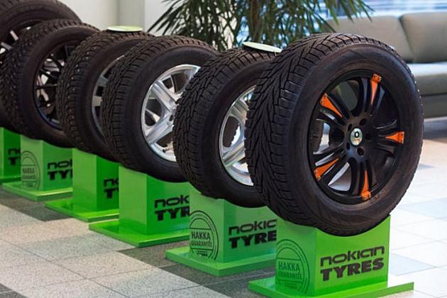 Автопокрышки Nokian Tyres