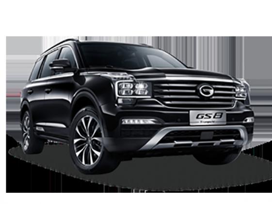Автомобиль китайского производителя GAC