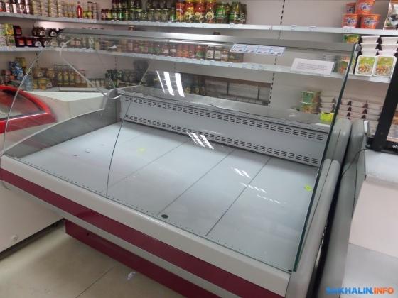 Итуруп в ледовой блокаде: яиц нет, а на овощи и фрукты астрономические цены