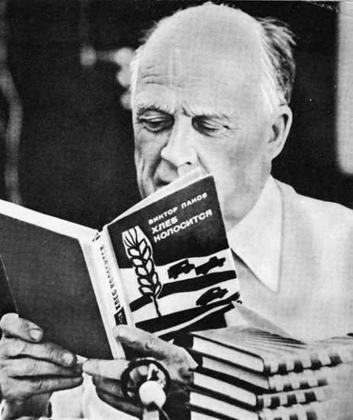 Бараев А.И. (1908–1985) — с конца 50-х директор НИИ зернового хозяйства. Автор плоскорезов и безотвальной агротехники, применяемой с начала 1960 годов
