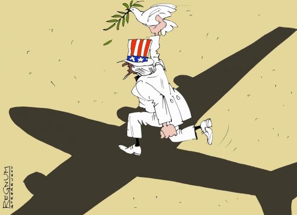 WP: В отношении Сирии и Китая Трамп движется в правильном направлении