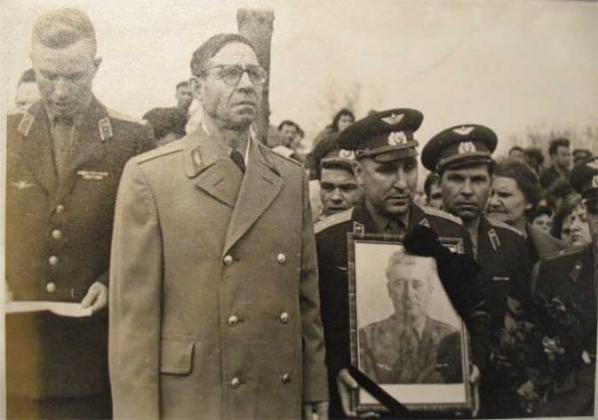 Отец Бориса Капустина не смог прожить и дня после гибели сына