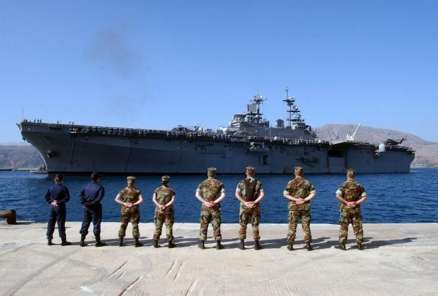 Греция предлагает Вашингтону расширить базу ВМС США на Крите