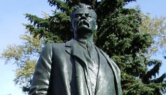 Памятник Горькому вернут на прежнее место — Собянин
