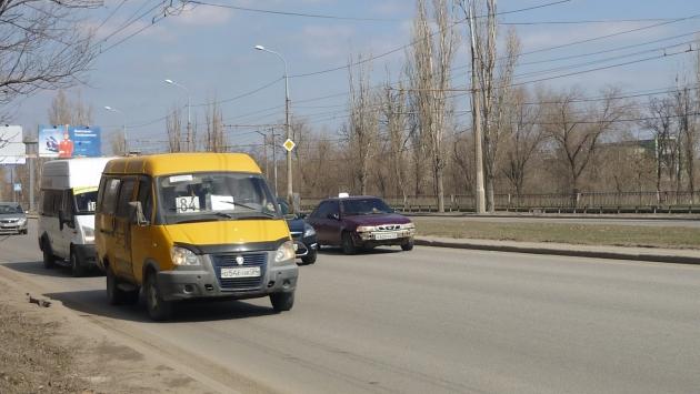 Новая транспортная схема волгограда