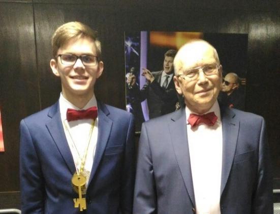 Ярославский школьник стал победителем телеолимпиады «Умницы и умники»
