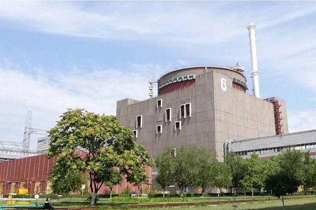 На Украине отключился один из блоков Запорожской АЭС
