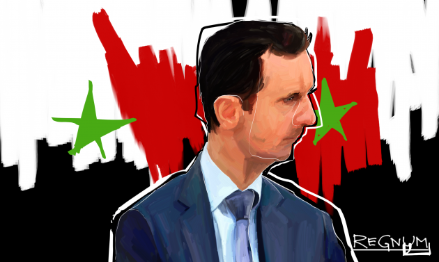 «Оставаться Асаду или уходить, решать не Тиллерсону, Трампу или Москве»