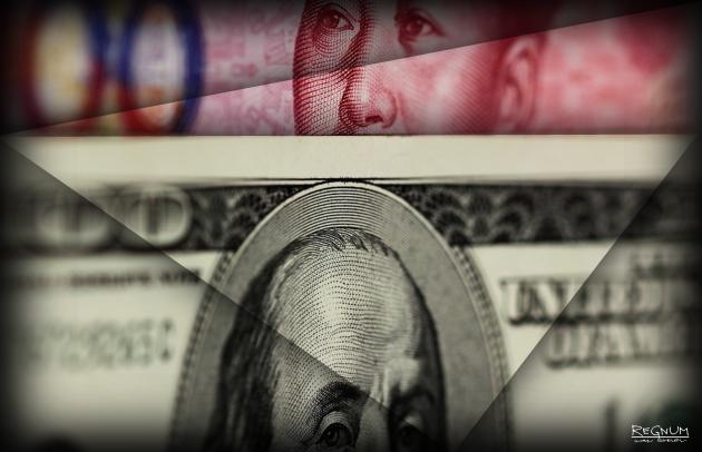 Китайский юань вновь ослаб по отношению к доллару США