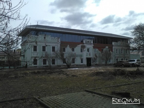 Усадьба Огняновых в Ярославле