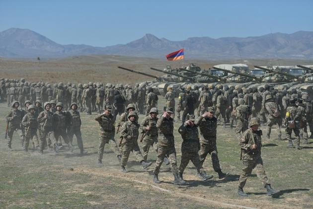 В Армении представлен проект срочно-контрактной службы в ВС