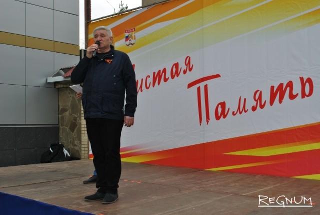 Обращение главы Ставрополя Андрея Джатдоева к участникам акции «Чистая Память»