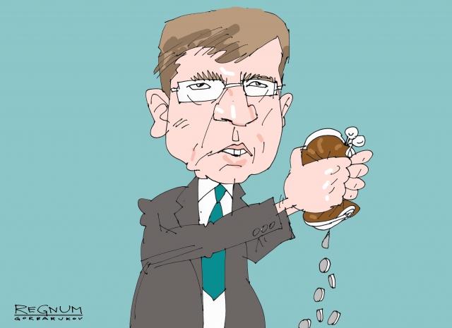 Песков: Прогнозы о назначении Кудрина премьер-министром — это «экзерсисы»
