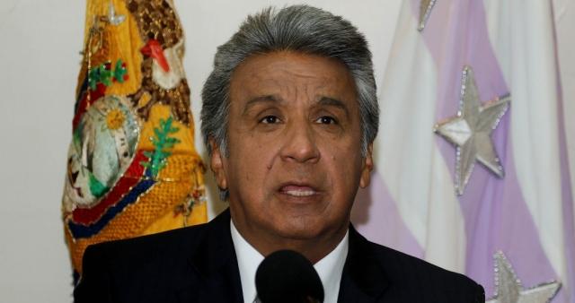 Ленин побеждает в Эквадоре